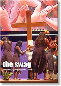 The Swag, Spring 2011 Edition cover