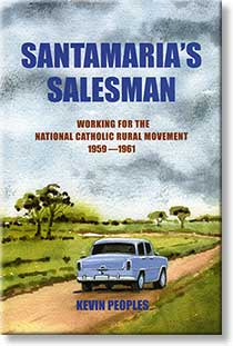 """Santamaria's Salesman"" by Kevin Peoples"
