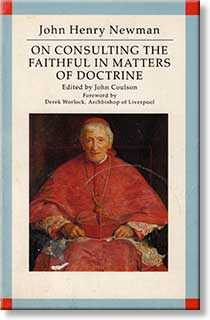 On Consulting the Faithful on Matters of Doctrine