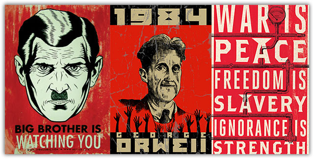 Welcome To The Social Scape That George Orwell Predicted So Accurately When He First Conceived Book 1984 In Year I Was Born 1948