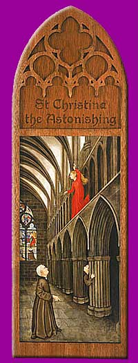 Christian the Astonishing, Virgin